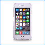 Gradación del teléfono celular móvil Claro cubierta de la caja del teléfono del modelo