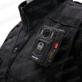 Patrulha policial 1440p Dsj-X6 4G de segurança mais recentes aplicativos WiFi câmara junto ao corpo