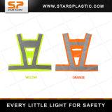 Veste reflexiva da segurança da visibilidade elevada