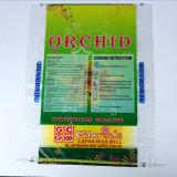 OPP печать ламинированные PP тканого рисовых мешков пластиковой упаковки мешки