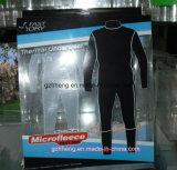 服装(ギフトの包装)のための習慣によって印刷されるプラスチックの箱