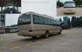Eco - de Vriendschappelijke MiniBus van de Toerist met Consumptie van de Brandstof van de Dieselmotor de Lage