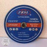 Roda da estaca para Metal-230X3X22.2