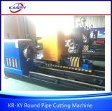 Rohr CNC-Plasma-Gefäß-Ausschnitt-Maschinen-Schrägflächen-Fackel