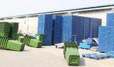 1200X1000 mm Light one -Way Plastic Pallet voor Shipping