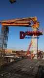 29m 33m 3つの3つのアーム販売の自動油圧持ち上がるフロアーリングタワー具体的な置くブームの砂鉱