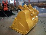 Cubeta/garra resistentes padrão da rocha das peças sobresselentes da máquina escavadora de KOMATSU Volvo da lagarta