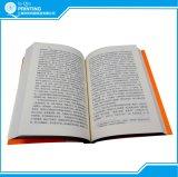デジタル印刷および本はオンデマンド式で印刷する