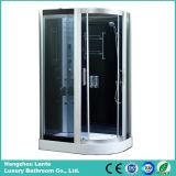 Quarto de banho de vapor temperado de 5 mm com bandeja baixa (LTS-9914L / R)