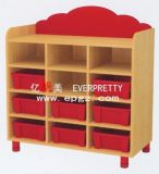 New Design Children Daycare Furniture Kid' S Wardrobe Cabinet