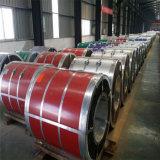 A cor PPGI de Ral Prepainted a bobina de aço galvanizada de China