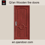 Portello di legno esterno di obbligazione del MDF
