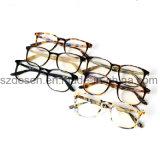 Um estilo mais recente de acetato de moda óculos de molduras de óptica de fotograma completo