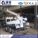 穴水鋭い機械(HF150T)の下の構築