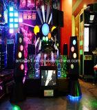Der meiste Musik-Maschinen-Trommel-Installationssatz-Spiel-Maschinen-Säulengang