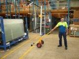 150kgs 수동 유리제 진공 기중기