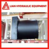 Cilindro hidráulico do atuador da pressão média para o projeto da tutela da água