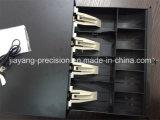 Jy-335b Caixa de dinheiro de direito padrão com clipes de nylon