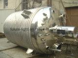 Bobina de aço inoxidável detergente líquido de refrigeração e aquecimento batedeira