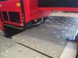 Macchina per forare della torretta del sistema CNC della Siemens/prezzo automatico della pressa meccanica di CNC della macchina per forare del foro