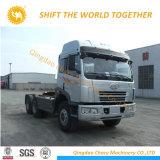 La Chine camion tracteur FAW 6X6 380hp pour la vente du véhicule de remorquage