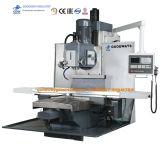 Tipo el moler vertical universal del taladro de la base de la torreta del metal del CNC y perforadora para la herramienta de corte X7150