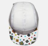 La moda casual 3D de lienzo blanco Logotipo de la CFL Camper Cap