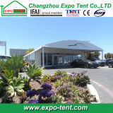Exposition de niveau supérieur Dome Tent Arcum Structures