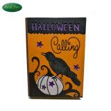 Halloween党装飾の本の整形木のクラフト