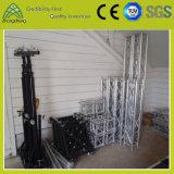 段階装置のパフォーマンスのための銀色のアルミニウム栓のトラス