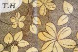 So nettes kleines Blumen-Chenille-Jacquardwebstuhl-Sofa-Gewebe durch 310GSM