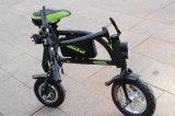 2017 Nouvelle conception 36V 350W deux roues pour le prix d'usine Flodable vélo électrique