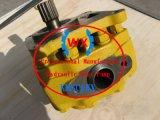 OEM37-6 Gd Komatsu niveleuse : 07428-71202 pièces de rechange de pompe à engrenages