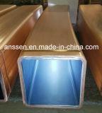 Tube de cuivre de haute qualité moule -Groupe Anssen Métallurgie