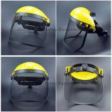 Visera del visera del PVC del casco de la cara llena (FS4014)