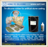 Modanatura Silicone Rubber di Low Shrinkage