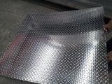 알루미늄 다이아몬드 닦는 격판덮개
