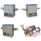 Fornace con la flangia di sigillamento, fornace della valvola elettronica 1700 di trattamento termico