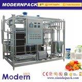 Bebida de suministro de equipos de esterilización/tubo de la unidad de leche UHT