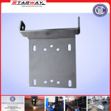 Струбцина трубы металлического листа Stainles изготовленный на заказ точности шланга стальная стеклянная поднимаясь (алюминий, сплав)