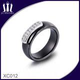 Xc012 세라믹 보석 반지