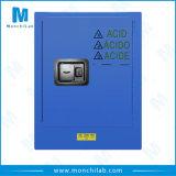 Кисловочный въедливый жидкостный химически шкаф безопасности хранения