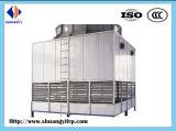 torre di raffreddamento di contro flusso quadrato 100m3/H