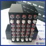 中国の卸売80コンパートメントアクリルの口紅のホールダーの回転