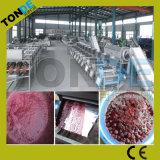 Machine industrielle de jus de légumes avec écraser la machine