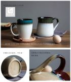Utilização diária Stone Ware Dom Definir Pot e uma caneca