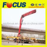 Для тяжелого режима работы конкретных насос погрузчика, 48м 52м бетона насоса стрелы