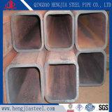 Труба квадратного сечения углеродистая сталь черного цвета используется для структуры