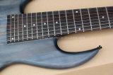 Нот Hanhai/левая гитара руки 8-String штейновая черная электрическая басовая (mongrel ГИТАРЫ)