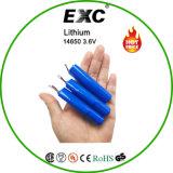 14650 Bateria de Lítio Recarregáveis